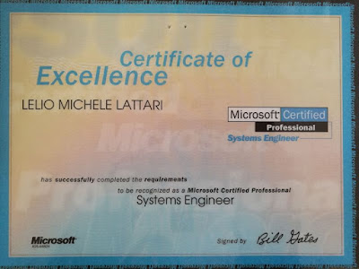 MCSE Windows NT 4.0 - Microsoft Certified System Engineer