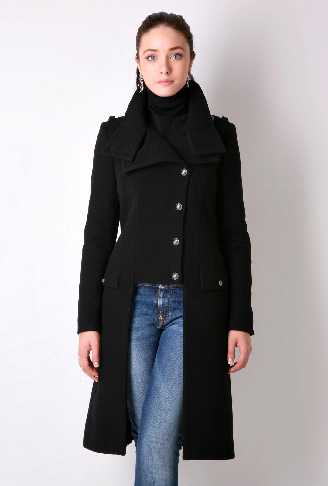 Formal coats for women