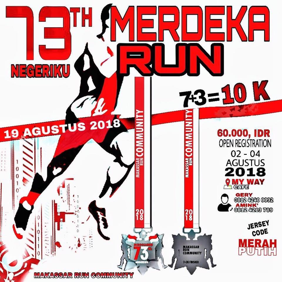 MRC Merdeka Run • 2018
