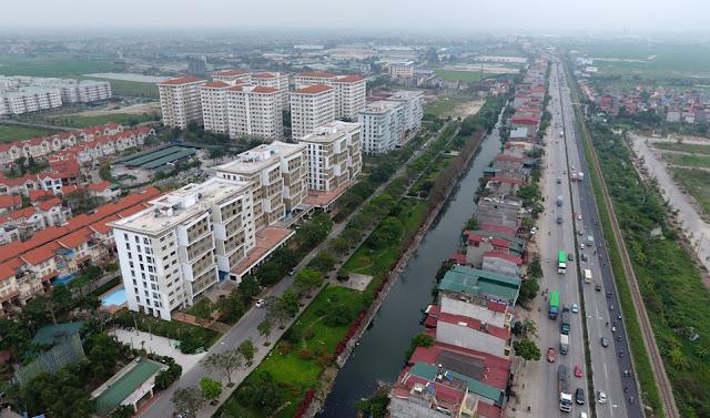 Toàn cảnh Đặng Xá khu nhà ở xã hội 'tiên phong' của Hà Nội