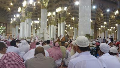 bersabarlah mendakwahkan tauhid dan sunnah nabi