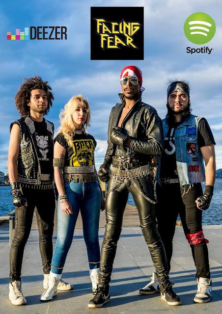 "Facing Fear: EP ""Lutaremos pelo Metal"" é disponibilizado para ""streaming"""