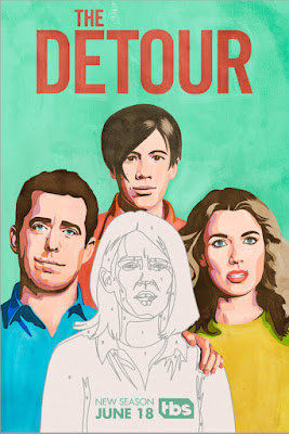 The Detour Season 4 Poster