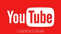 El Rincón de las Páginas Canal en YouTube