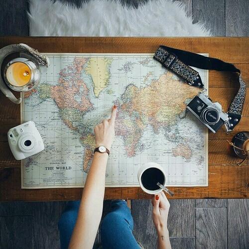 Coisas que você deve saber antes de viajar o mundo