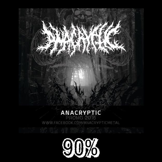 Anacryptic Promo 2016 Reviews by BDP Metal, Anacryptic Promo 2016 Reviews, BDP Metal