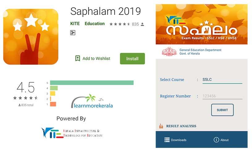 saphalam 2019 app