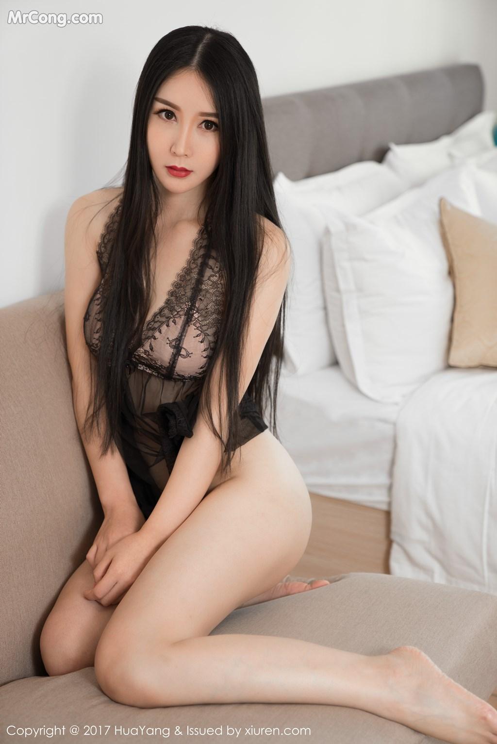 Image HuaYang-2017-12-05-Vol.017-Gu-Xinyi-MrCong.com-004 in post HuaYang 2017-12-05 Vol.017: Người mẫu Gu Xinyi (顾欣怡) (44 ảnh)