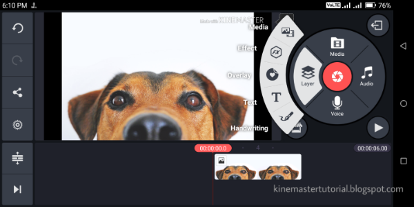 2019 | How To use Layers in KineMaster Pro Video Editor