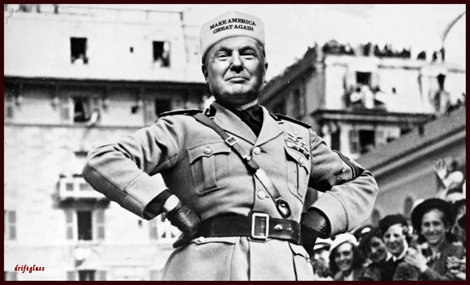 Image result for fascist pig trump