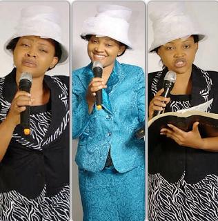 mercy aigbe pastor evangelist