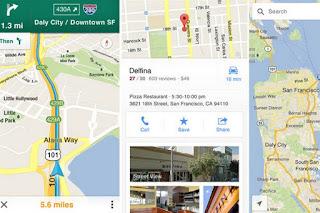 أفضل تطبيقات الملاحة والخرائط GPS المجانية على الهواتف الذكية