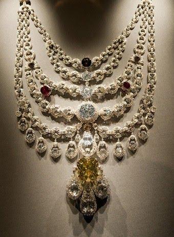 Luxury Studies Collier De Patiala The Patiala Necklace