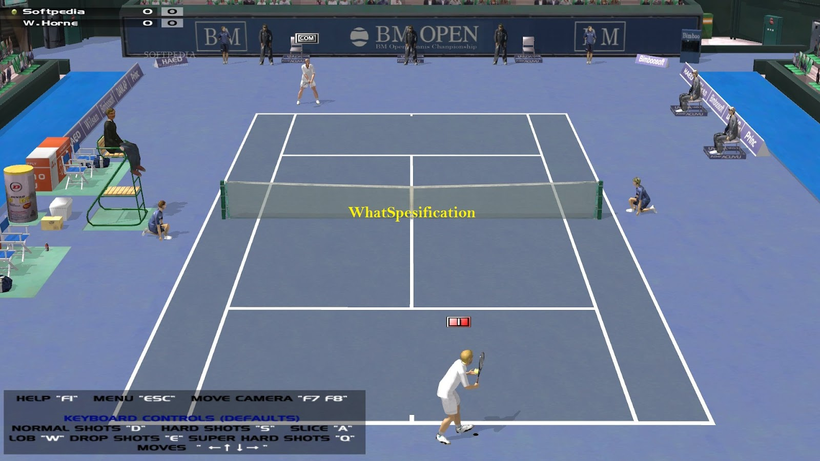 Giochi tennis online