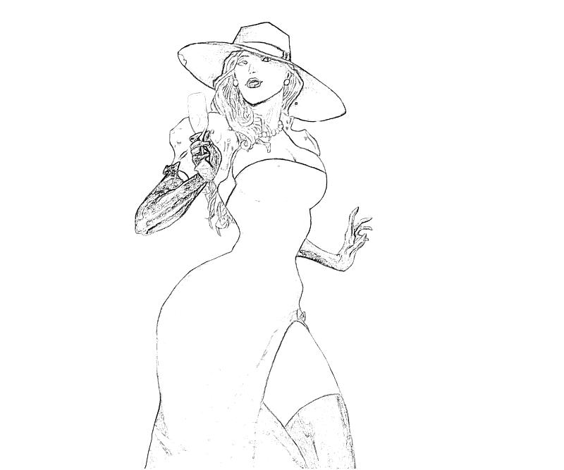 Free of the carmen coloring pages