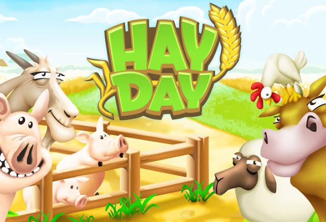 تحميل لعبة هاي داي hay day المزرعة الجديدة للاندرويد والايفون