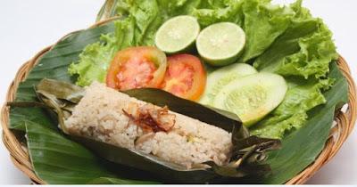 Foto Nasi Bakar Udang Special Komplit Super Pedas Gurih
