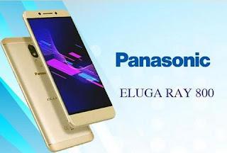 Panasonic launches Eluga Ray 800