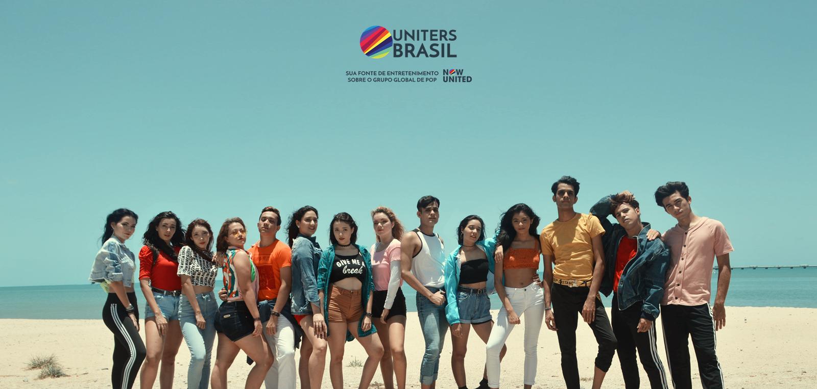 UNIO PROJECT: Grupo de Fortaleza faz sucesso sendo cover de Now United