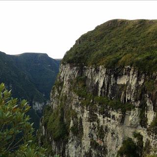 Ponto Mais Alto do Cânion Fortaleza, Parque Nacional da Serra Geral, Cambará do Sul