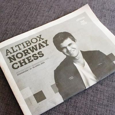 ¿Ganará Magnus Carlsen por fin el Norway Chess?