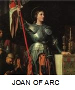 Heroes & Villains Joan of Arc