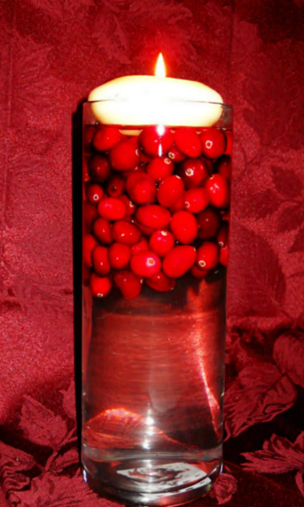 The Vases Are Available At Michael S In Various Heights They 4 99 Floating Candles As Well