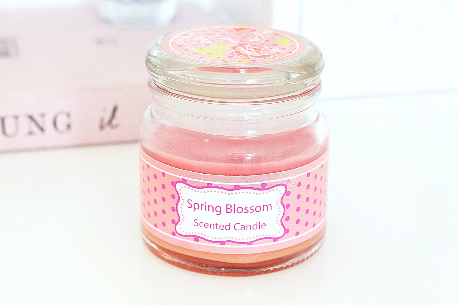 Primark Spring Candle 2015