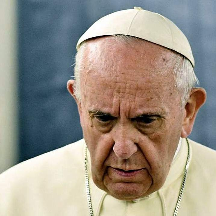 El Papa Francisco está preocupado por los homosexuales en el clero