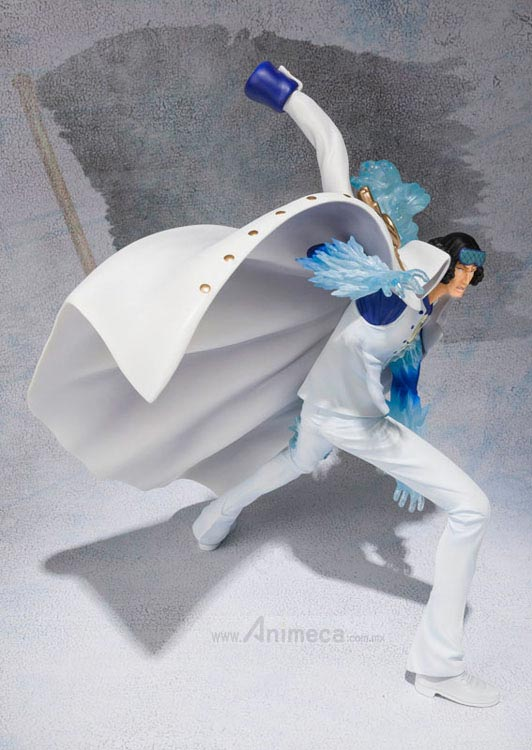 FIGURE AOKIJI KUZAN Battle Ver. Figuarts ZERO ONE PIECE BANDAI