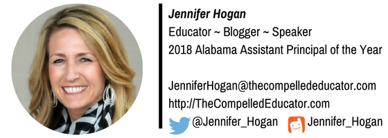 The Compelled Educator @Jennifer_Hogan