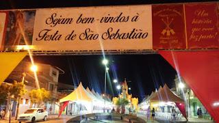 Festa de São Sebastião: Confira programação de sábado e domingo em Picuí