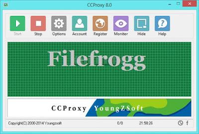 CCProxy Full Keygen