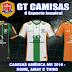 Todas as camisas do Campeonato Mineiro 2016 - Módulo I