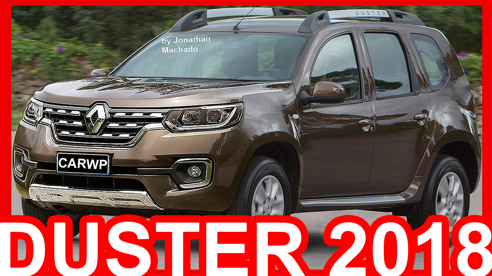 carwp jms renault duster 2018 facelift duster. Black Bedroom Furniture Sets. Home Design Ideas