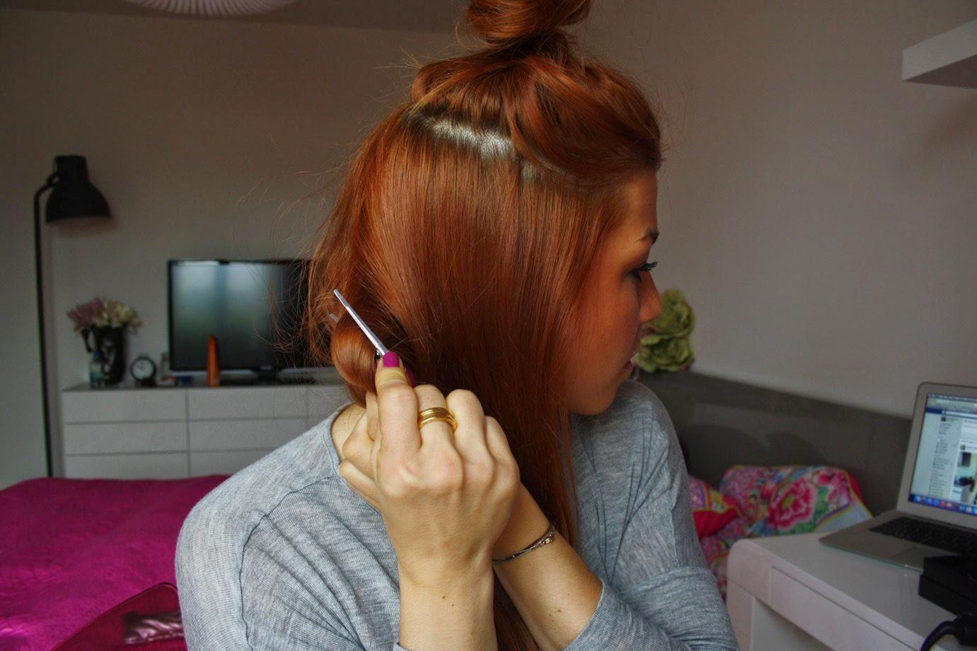 HOW TO  S DOMČOU - WAVY HAIR 11