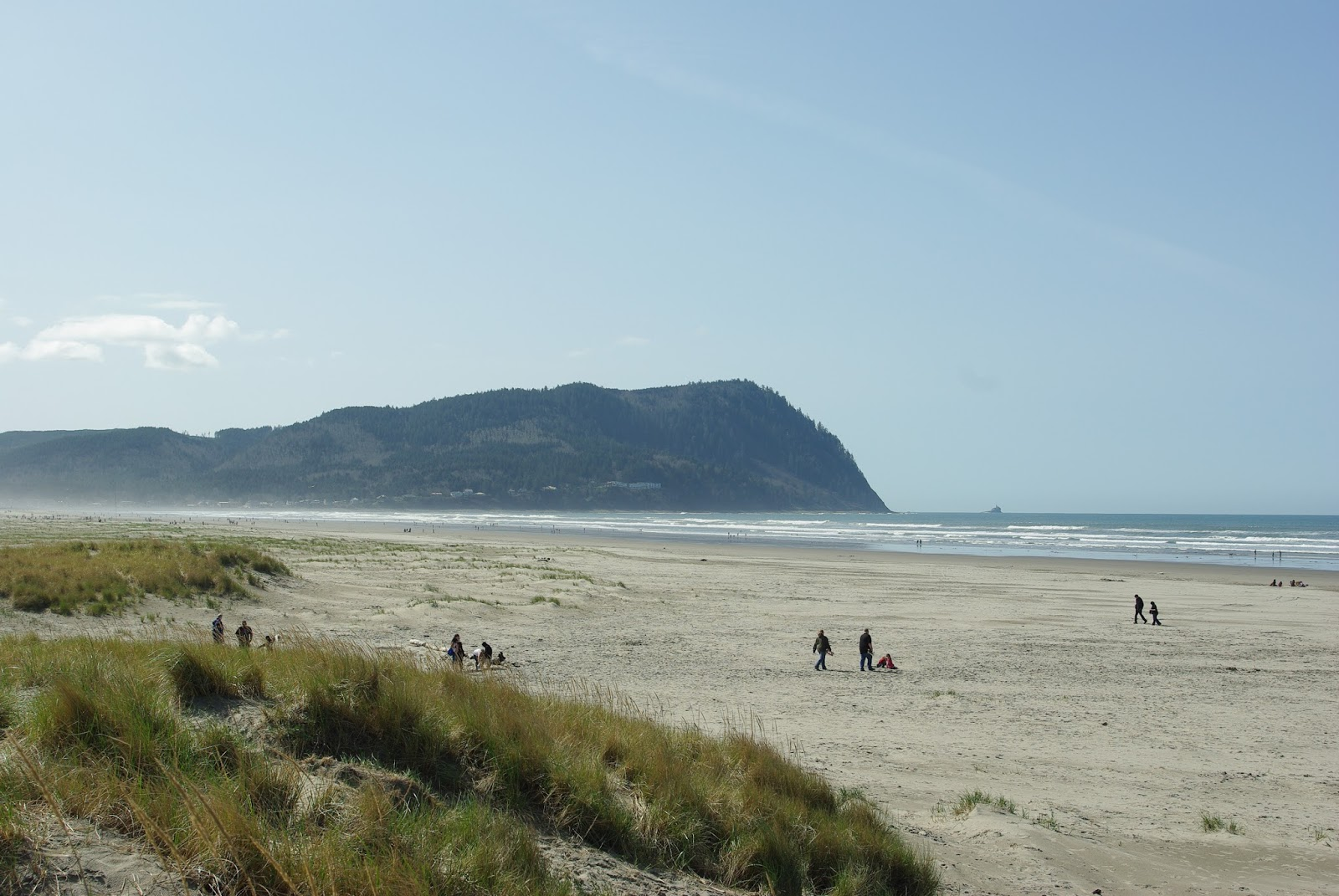 Hiking the Oregon Coast Trail: Mile 19 to 32.5: Seaside to ...