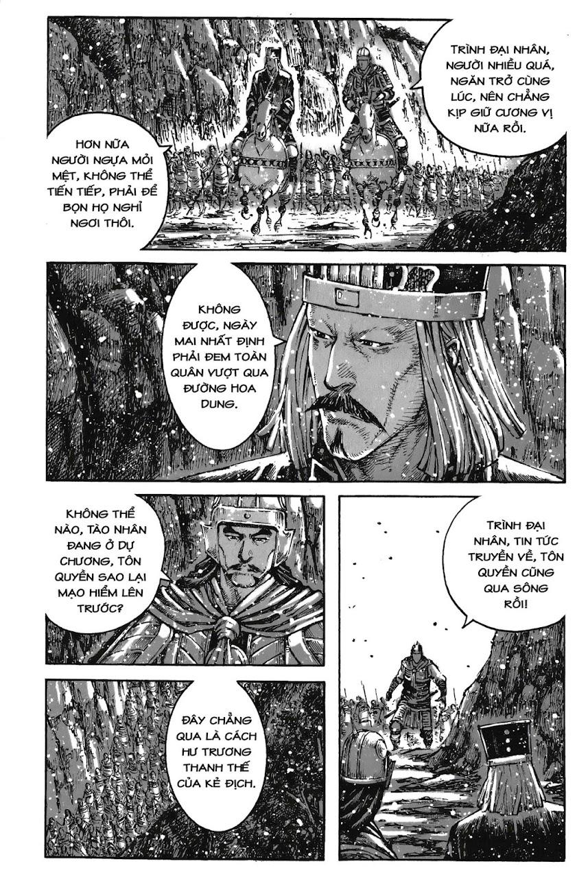 Hỏa phụng liêu nguyên Chương 431: Binh thối Hoa Dung [Remake] trang 7