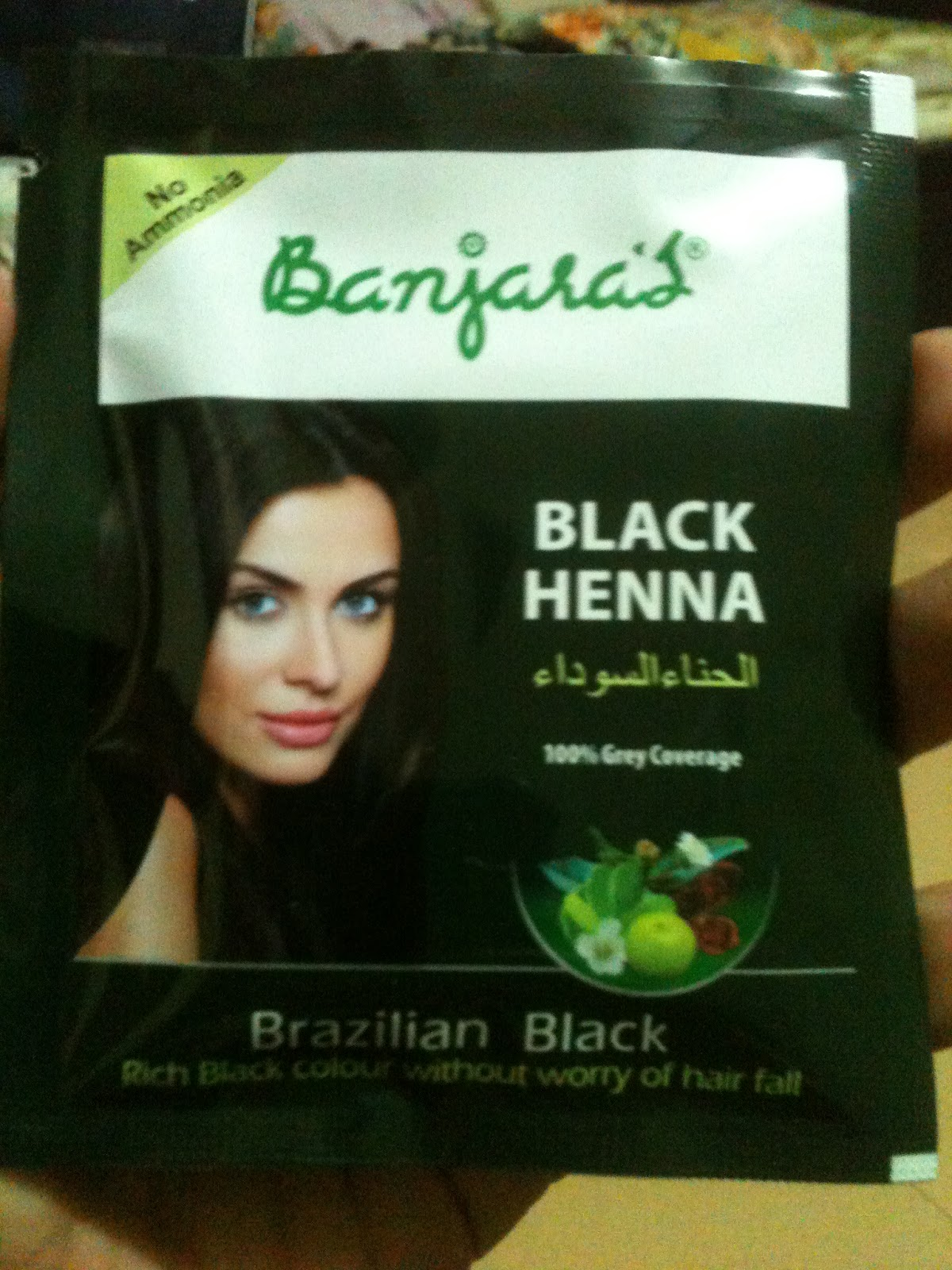 6a27fc33d Claims to give Black color that's very natural unlike other hair dye.