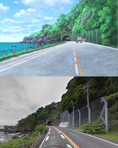 47 gambar Anime vs Dunia nyata yang bisa anda kunjungi pilihan
