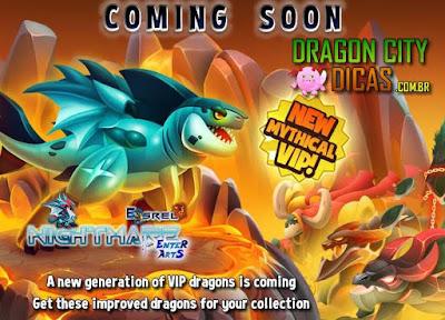 Uma Geração Incrível de Dragões VIPs!