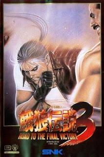 Fatal Fury 3: Road to the Final Victory / Garou Densetsu 3: Haruka-naru Tatakai ( Arcade )