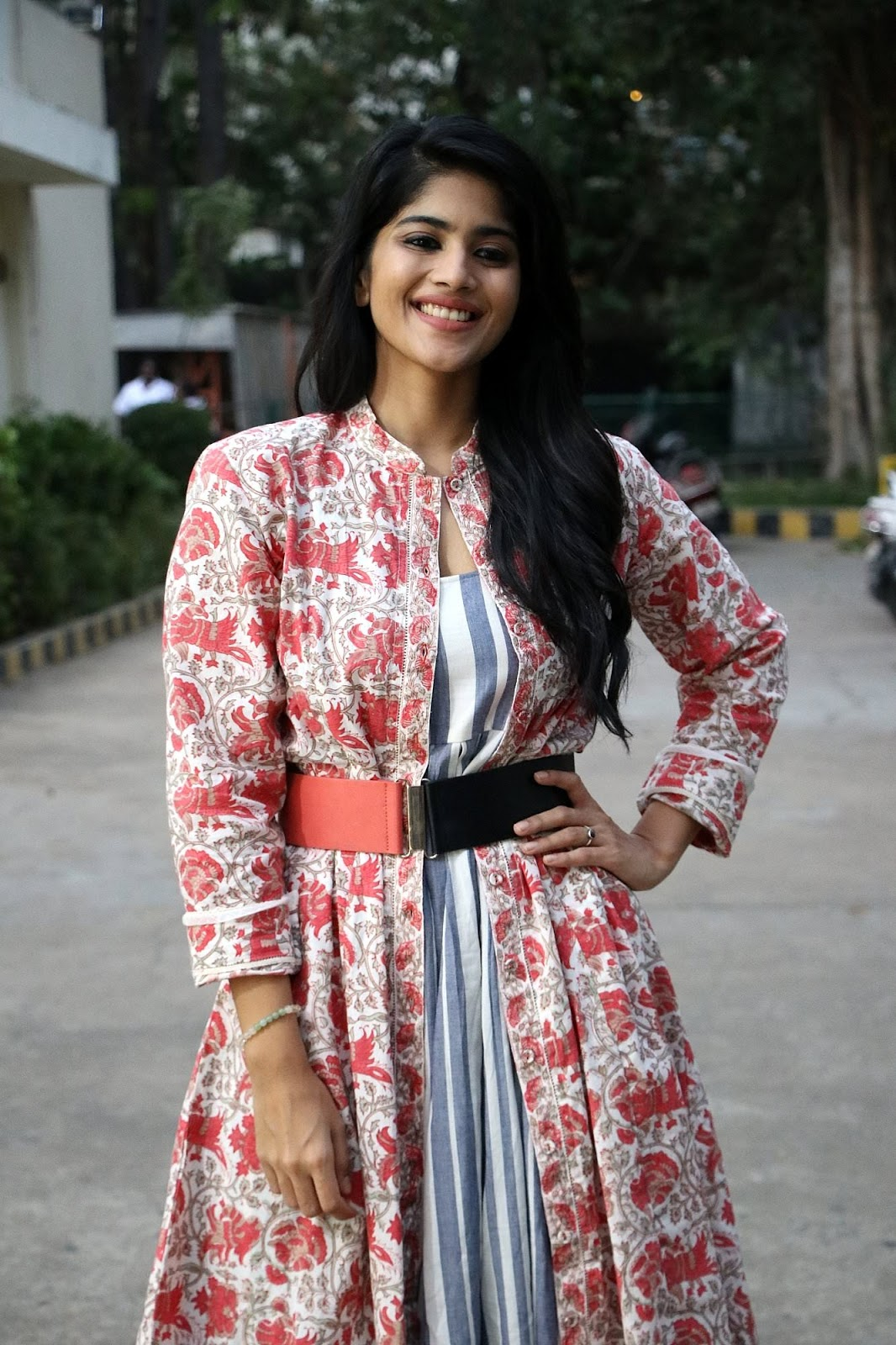 Megha Akash @ Boomerang Movie Press Meet