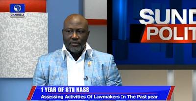 Senator Dino Melaye:'I will be the president of Nigeria one day 'Video