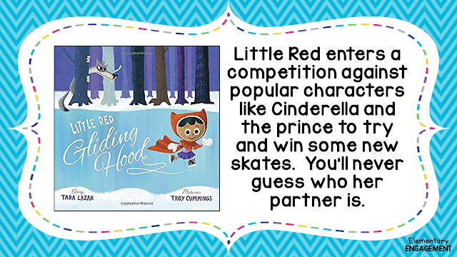 A fun fairy tale that is great for character changes