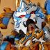 Custom Build: SD Gundam Sangokuden Custom - Emperor Sun Quan Mega Korinpaku Armor