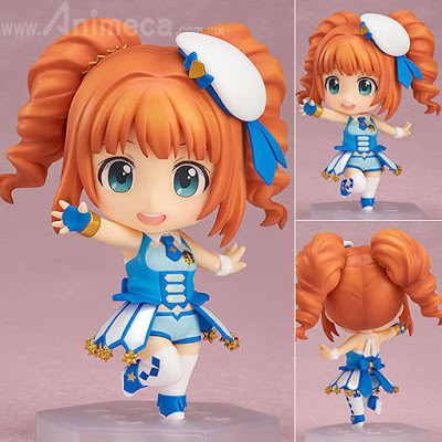 Figura Yayoi Takatsuki Twinkle Star Co-de Nendoroid Co-de THE IDOLM@STER Platinum Stars