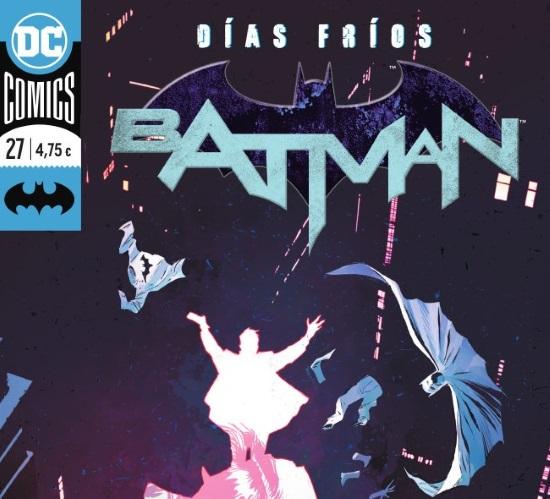 Batman Núm. 82/27: Días Fríos