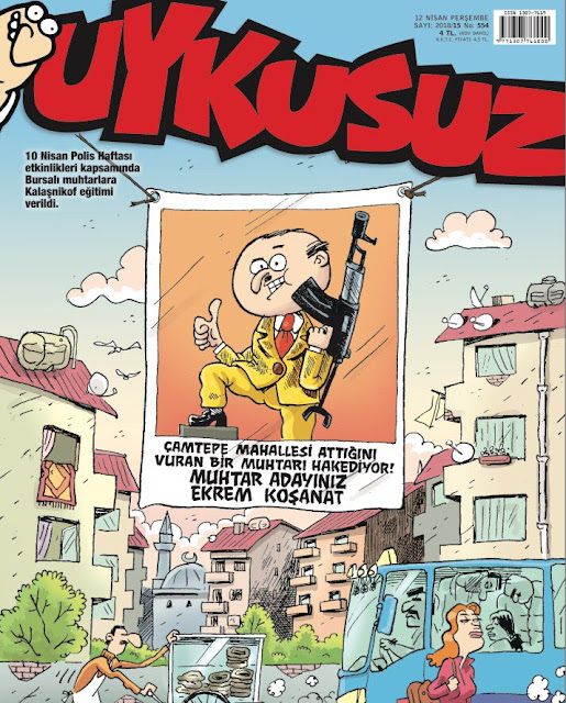 uykusuz 12 april 2018 cover