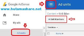 Cara Pasang Iklan Adsense Pada Website atau Blog